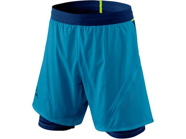 Dynafit Alpine Pro 2-i-1 shorts Herrer, blå